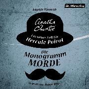 Cover-Bild zu Die Monogramm-Morde (Audio Download) von Christie, Agatha