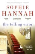 Cover-Bild zu The Telling Error (eBook) von Hannah, Sophie