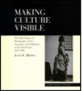 Cover-Bild zu Making Culture Visible von Brown, Julie K.