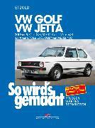 Cover-Bild zu VW Golf 9/74 bis 8/83, VW Scirocco 2/74 bis 4/81, VW Jetta 8/79 bis 12/83, VW Caddy 9/82 bis 4/92 (eBook) von Etzold, Rüdiger
