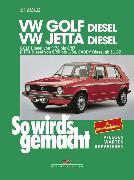 Cover-Bild zu VW Golf 9/76-8/83, Jetta 8/80-1/84, Caddy ab 11/82 (Diesel) (eBook) von Etzold, Rüdiger