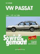 Cover-Bild zu VW Passat 9/80 bis 3/88 (eBook) von Etzold, Rüdiger