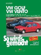 Cover-Bild zu VW Golf III Limousine von 9/91 bis 8/97 (eBook) von Etzold, Rüdiger
