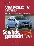Cover-Bild zu VW Polo IV 11/01-5/09, Seat Ibiza 4/02-4/08 (eBook) von Etzold, Rüdiger