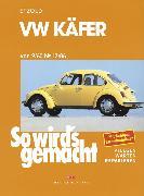 Cover-Bild zu VW Käfer 9/60 bis 12/86 (eBook) von Etzold, Rüdiger