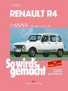 Cover-Bild zu Renault R4 10/1962 bis 9/1986 (eBook) von Etzold, Rüdiger