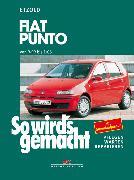 Cover-Bild zu Fiat Punto 9/99-1/06 (eBook) von Etzold, Rüdiger