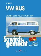 Cover-Bild zu VW Bus T2 68/70 PS 1/74 bis 5/79 (eBook) von Etzold, Rüdiger