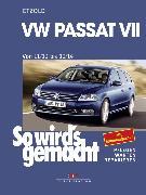 Cover-Bild zu VW Passat 7 von 11/10 bis 10/14 (eBook) von Etzold, Rüdiger