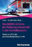 Cover-Bild zu Das ABCDE-Schema der Patientensicherheit in der Notfallmedizin (eBook) von Helm, Matthias (Beitr.)