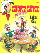 Cover-Bild zu Dalton City von Goscinny, René (Text von)