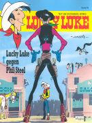 Cover-Bild zu Lucky Luke gegen Phil Steel von Morris