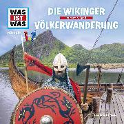 Cover-Bild zu Was ist was Hörspiel: Die Wikinger/ Völkerwanderung (Audio Download) von Haderer, Kurt