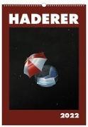 Cover-Bild zu Haderer Kalender 2022 von Haderer, Gerhard