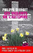 Cover-Bild zu Les Violents de l'automne (eBook) von Georget, Philippe