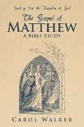 Cover-Bild zu The Gospel of Matthew (eBook) von Walker, Carol