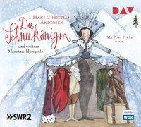 Cover-Bild zu Die Schneekönigin und weitere Märchen-Hörspiele von Andersen, Hans Christian