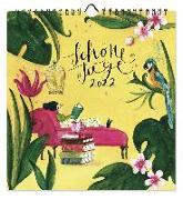 Cover-Bild zu Schöne Tage Kalender 2022 von Leffler, Silke (Illustr.)