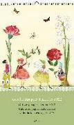 Cover-Bild zu Blumentopf Geschenkpapier-Kalender 2022 von Leffler, Silke (Illustr.)