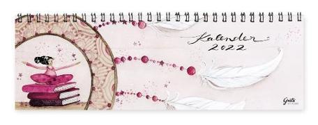 Cover-Bild zu Tischkalender 2022 von Leffler, Silke
