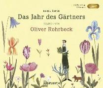 Cover-Bild zu Das Jahr des Gärtners - Sonderausgabe (MP3-CD) von Capek, Karel