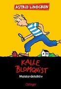 Cover-Bild zu Kalle Blomquist 1. Meisterdetektiv von Lindgren, Astrid
