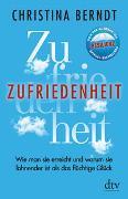 Cover-Bild zu Zufriedenheit von Berndt, Christina