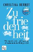 Cover-Bild zu Zufriedenheit (eBook) von Berndt, Christina