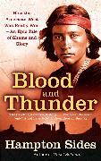 Cover-Bild zu Blood and Thunder von Sides, Hampton