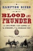 Cover-Bild zu Blood and Thunder (eBook) von Sides, Hampton