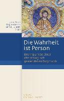 Cover-Bild zu Die Wahrheit ist Person von Knop, Julia (Hrsg.)