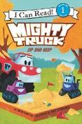 Cover-Bild zu Mighty Truck: Zip and Beep von Barton, Chris