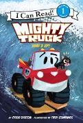 Cover-Bild zu Mighty Truck: Surf's Up! von Barton, Chris