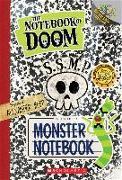 Cover-Bild zu Monster Notebook von Cummings, Troy