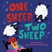 Cover-Bild zu One Sheep, Two Sheep (eBook) von Sauer, Tammi