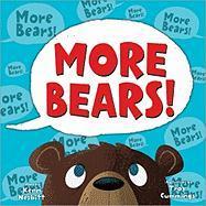 Cover-Bild zu More Bears! von Nesbitt, Kenn