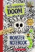 Cover-Bild zu Monster Notebook: A Branches Special Edition (the Notebook of Doom) von Cummings, Troy