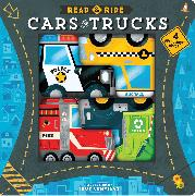 Cover-Bild zu Read & Ride: Cars and Trucks von Chronicle Books (Geschaffen)