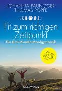 Cover-Bild zu Fit zum richtigen Zeitpunkt von Paungger, Johanna