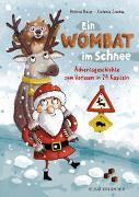Cover-Bild zu Ein Wombat im Schnee. Adventsgeschichte zum Vorlesen in 24 Kapiteln von Baier, Hiltrud