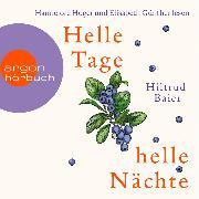 Cover-Bild zu Helle Tage, helle Nächte (Gekürzte Lesung) (Audio Download) von Baier, Hiltrud