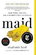 Cover-Bild zu Maid (eBook) von Land, Stephanie