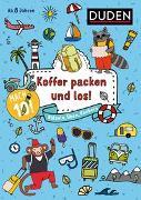 Cover-Bild zu Mach 10! Koffer packen und los! - Ab 8 Jahren von Eck, Janine