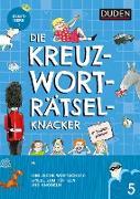 Cover-Bild zu Die Kreuzworträtselknacker - Englisch 1. Lernjahr (Band 5) - E-Book PDF zum Ausdrucken für zu Hause (eBook) von Eck, Janine