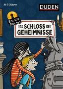 Cover-Bild zu Escape-Rätsel - Das Schloss der Geheimnisse von Eck, Janine
