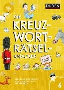 Cover-Bild zu Die Kreuzworträtselknacker - Englisch 2. Lernjahr (Band 6) (eBook) von Eck, Janine