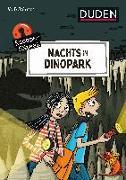 Cover-Bild zu Escape-Rätsel - Nachts im Dinopark von Eck, Janine