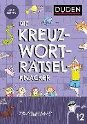 Cover-Bild zu Kreuzworträtselknacker - ab 8 Jahren (Band 12) von Eck, Janine