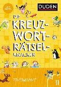 Cover-Bild zu Kreuzworträtselknacker - ab 7 Jahren (Band 11) von Eck, Janine