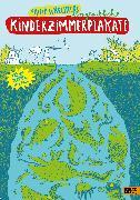 Cover-Bild zu Philip Waechters unglaubliche Kinderzimmerplakate von Waechter, Philip